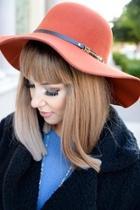 Rusted Sun Hat