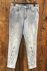 Sequin Detail Pant