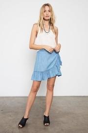Rails Denim Skirt