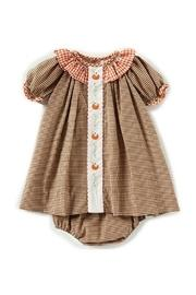 Pumpkin-embroidered-gingham-dress-with-bloomers