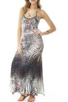 Jeweled Maxi Dress