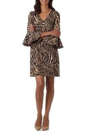 Lyla Ponte-knit Dress