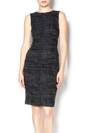 Nicole Miller Sleeveless Tucked Dresses