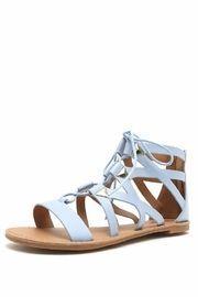 Studded Gladiator Sandal