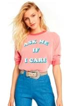 Ask Me Pullover