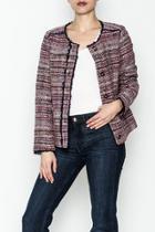 Multi Tweed Jacket