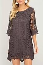 Crochet Tunic/dress