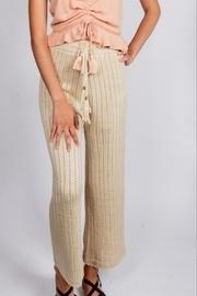 Sandy Crotchet Pants