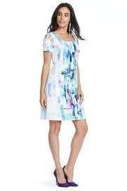 Sleeve Cutouts Dress