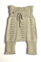 Knit Harem Pants