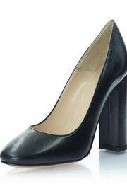 Aggie Leather Pump