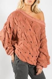 Terracotta Sweater