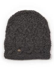 Bone Knit Hat