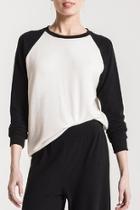 Soft-knit Raglan Pullover