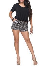 Zara Printed Shorts