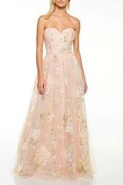 Watercolor Florals Dress