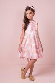 Valentina Dress Unicorn Forest Pink