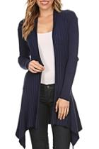 Perfect Navy Cardigan