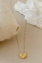 Mini Blaze Necklace