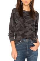 Tasha Camo Sweater