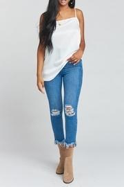 Soho Zip-up Skinnies