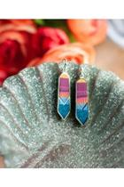 Bohemian Arrow Earrings