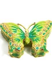Butterfly Box/brooch