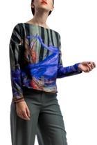 Longsleeve Shirt Printed