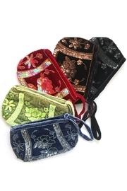 Beaded Velvet Clutches
