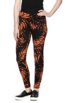 Safari Print Leggings