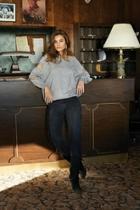 Zara Cutout-sleeve Sweater
