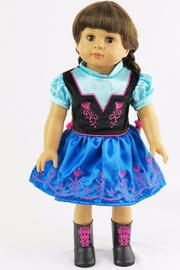 Doll Party Dress