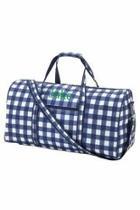 Monogrammed Duffle Bag