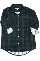 Ash Plaid Shirt