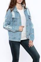 Denim Rider Jacket