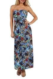 Dappled Florals Dress