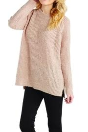 Dusty Rose Pullover