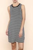 Drapey Lux Swing Dress