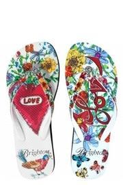 Lover Flip Flops