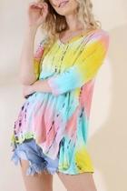 Tie-dye Wendy Tunic