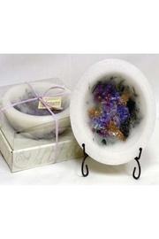 Lilac Blossom Wax Vessel