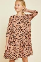 Cheetah Blush Dress