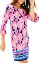 Sophie Ruffle Dress