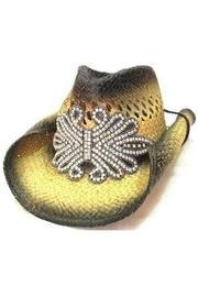 Bling Fleur-de-lis Hat
