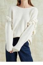 Quinn Cotton Sweater