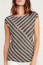 Striped Tarha Top