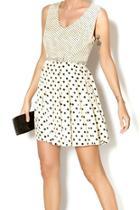 Hot Polkadot Dress