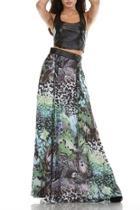 Exotic Maxi Skirt