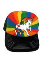 Unicorn Trucker Cap