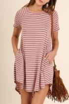 Sandy Tshirt Dress